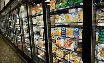 Chilled and Frozen Food