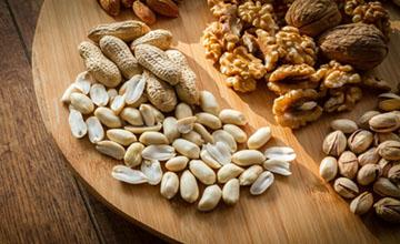 Nuts, Seeds and Kernels