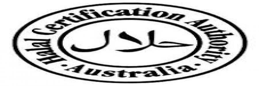 HCAA (Halal Certification Authority Australia)