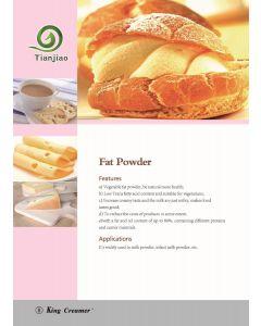Vegetable fat powder 74S