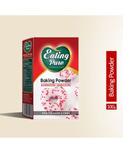 Eating Pure Baking Powder