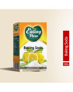 Eating Pure Baking Soda
