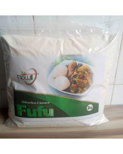 Cassava Flour -Instant Fufu (1kg)