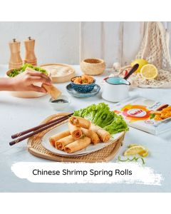 """Spring roll sheets 8x8"""" 275g"""