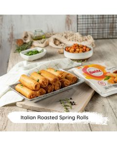 """Spring roll Sheets 6x6"""" 160g"""